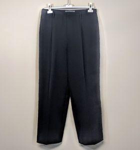 Ellen Tracy High Waist Pleated Trouser